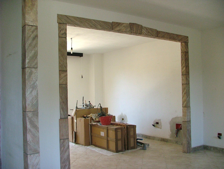 Dentro il mio lavoro creazioni d 39 arte di giorgio sedda - Cornici finestre in mattoni ...