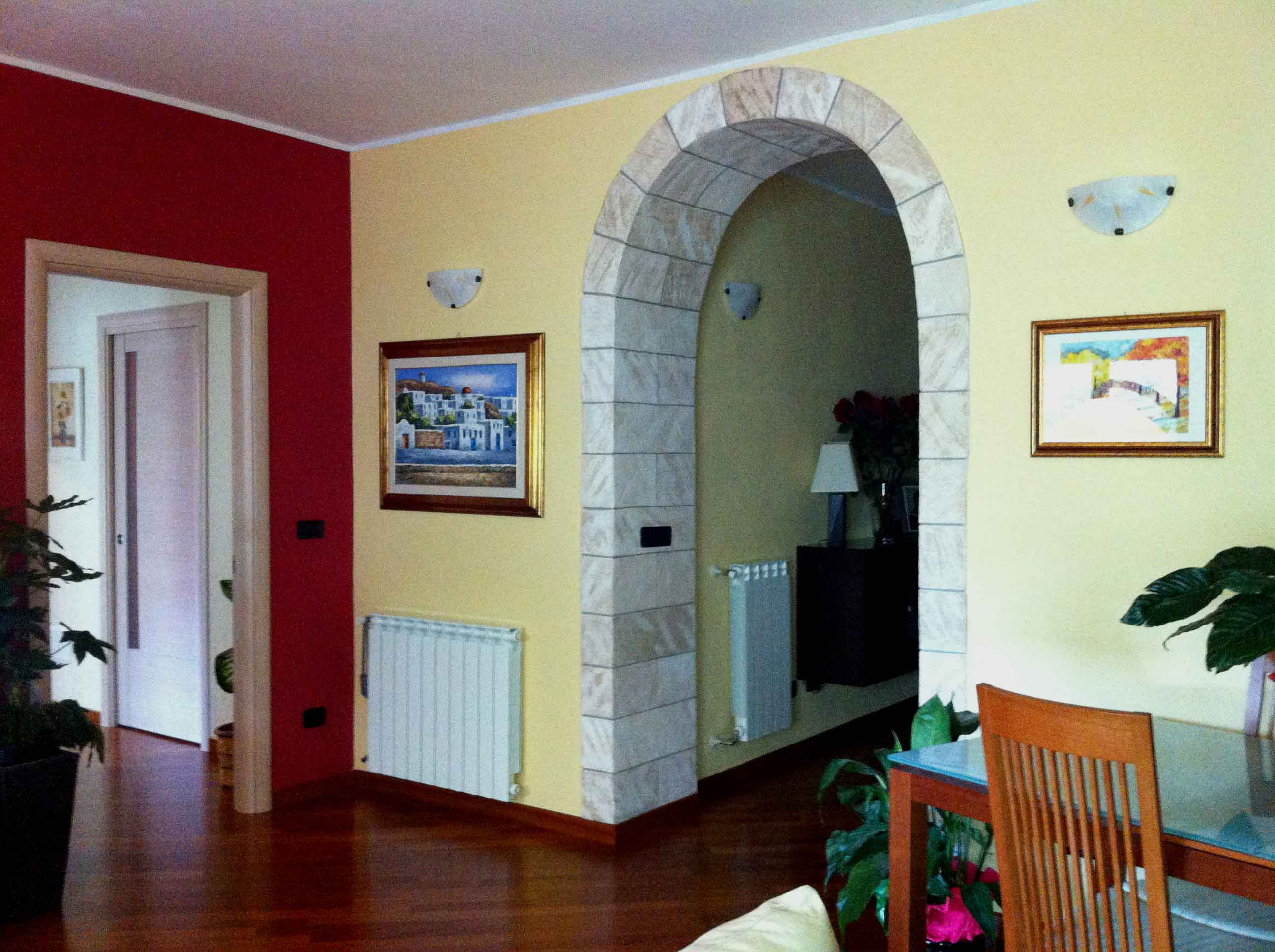 archi interni casa gx17 regardsdefemmes