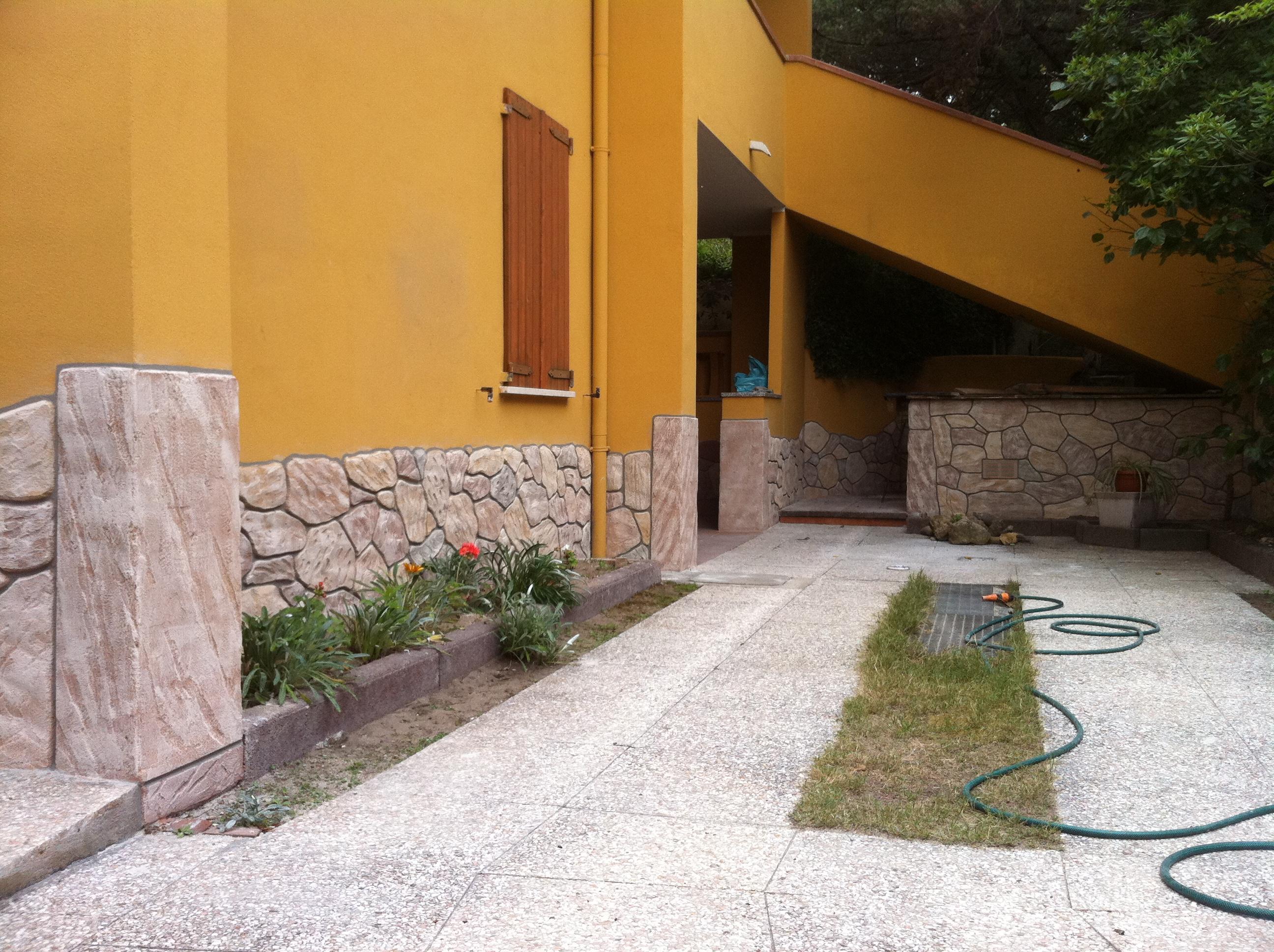 Decorare e ricostruire con le nostre pietre creazioni d for Pietra da esterno casa
