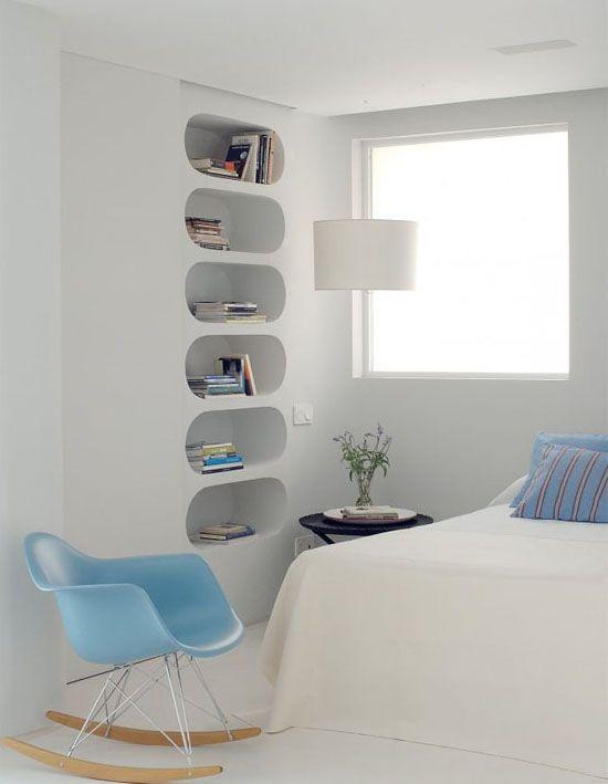Nicchie per arredare le pareti di casa creazioni d 39 arte for Nicchie nelle pareti