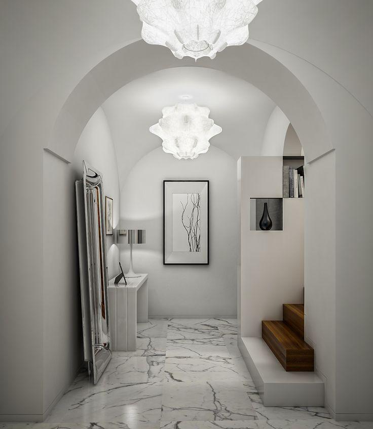 Nicchie per arredare le pareti di casa creazioni d 39 arte for Soluzioni per arredare casa